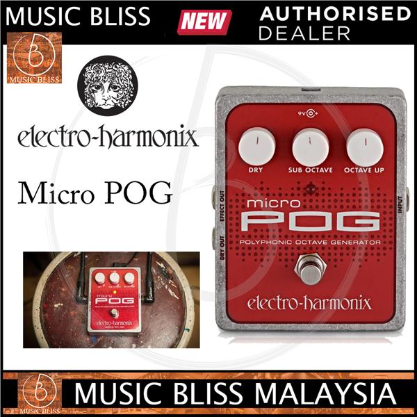 electro harmonix micro pog polyphon end 10 27 2020 3 24 pm. Black Bedroom Furniture Sets. Home Design Ideas