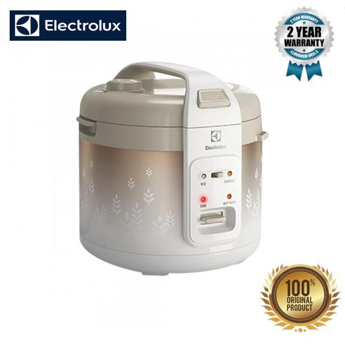 Electrolux 1.8L 3D Heating Rice Cooker ERC3405