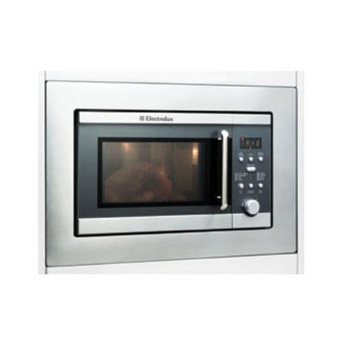 Electrolux Built In Microwave Oven 20l With Grill S Steel Ems2048x
