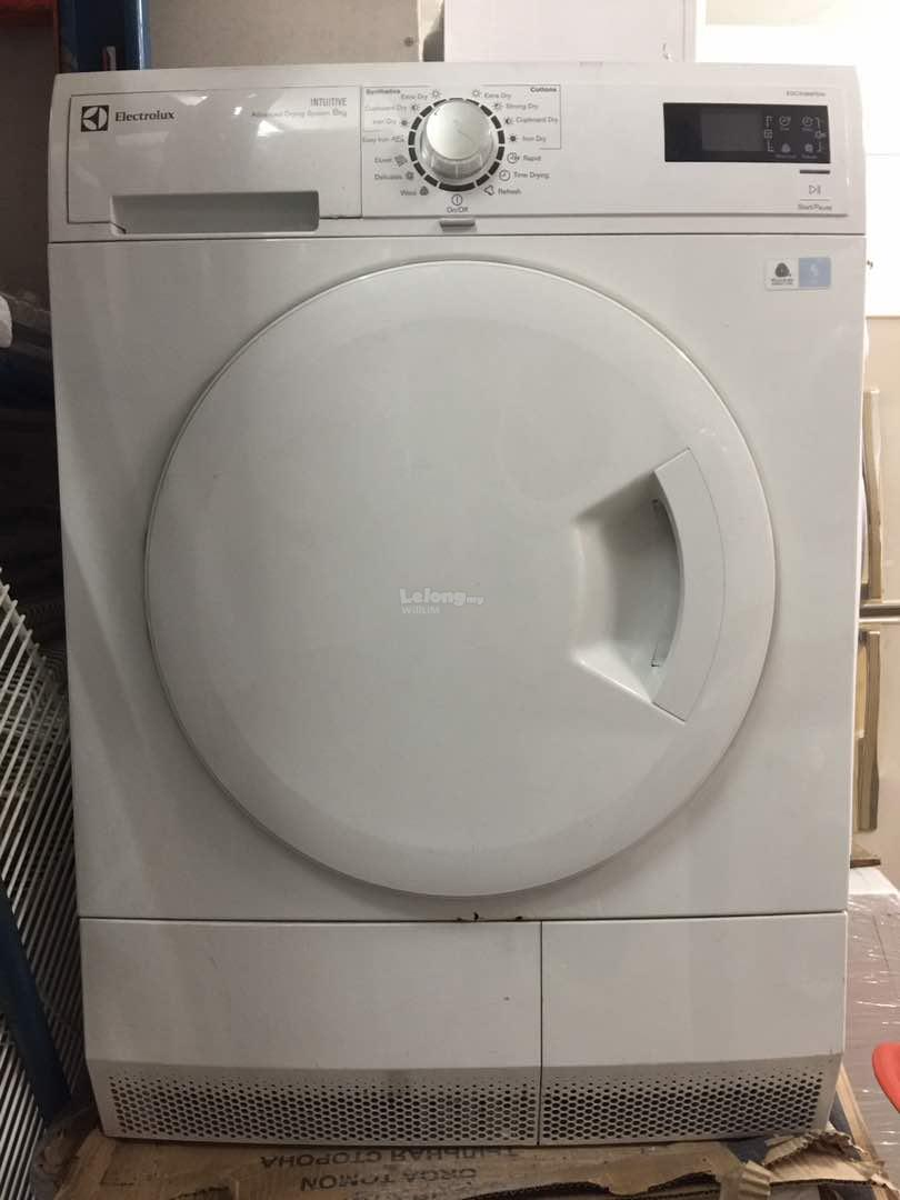 Electrolux Condenser dryer Mesin Kering Refurbished Reconditioned. ‹ › df833e316e