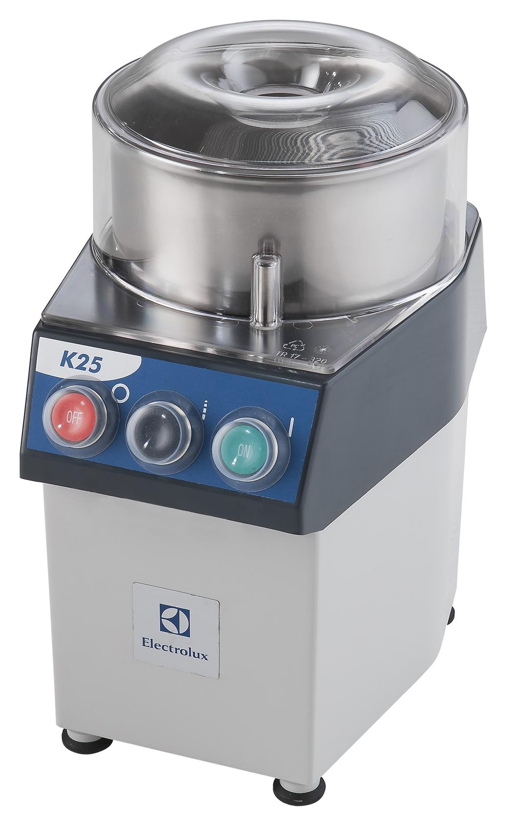 ELECTROLUX FOOD PROCESSOR CUTTER MIXER 2.5 LT - SINGLE SPEED