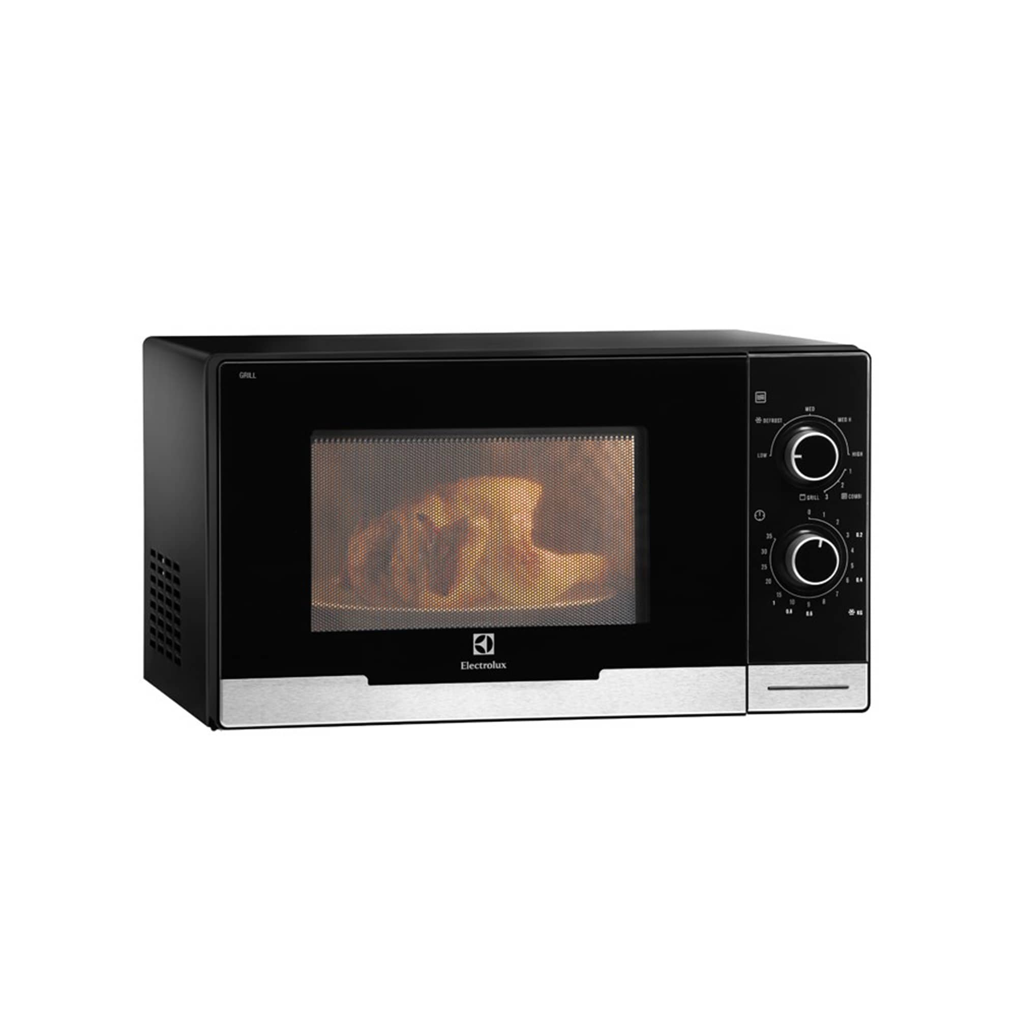 Electrolux Microwave Oven EMM2318X (23L) With Grill