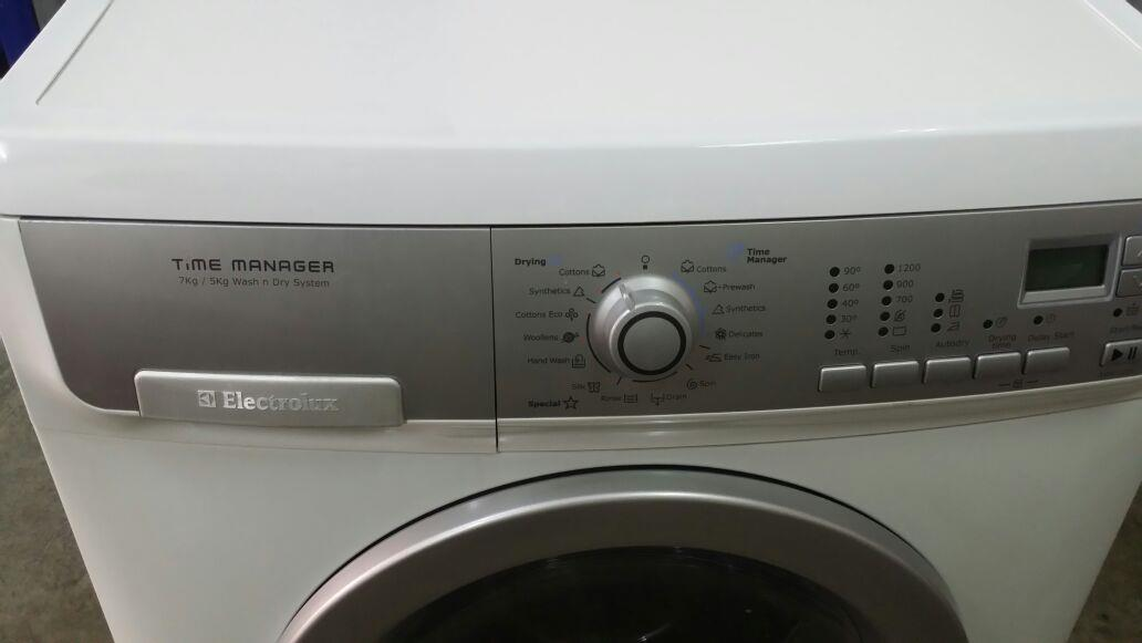 electrolux washer and dryer. electrolux washer dryer combo mesin basuh kering refurbish recondition and