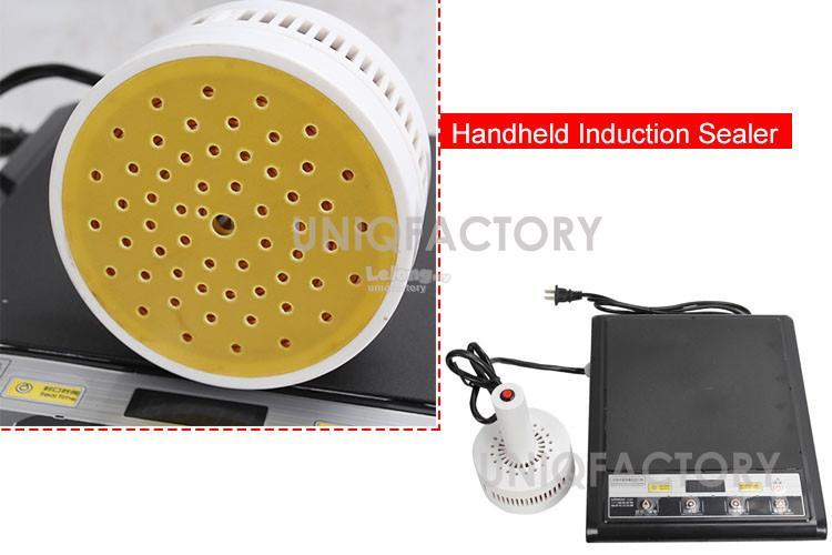 Electromagnetic Bottle Cap Aluminium Foil Induction Seal Machine