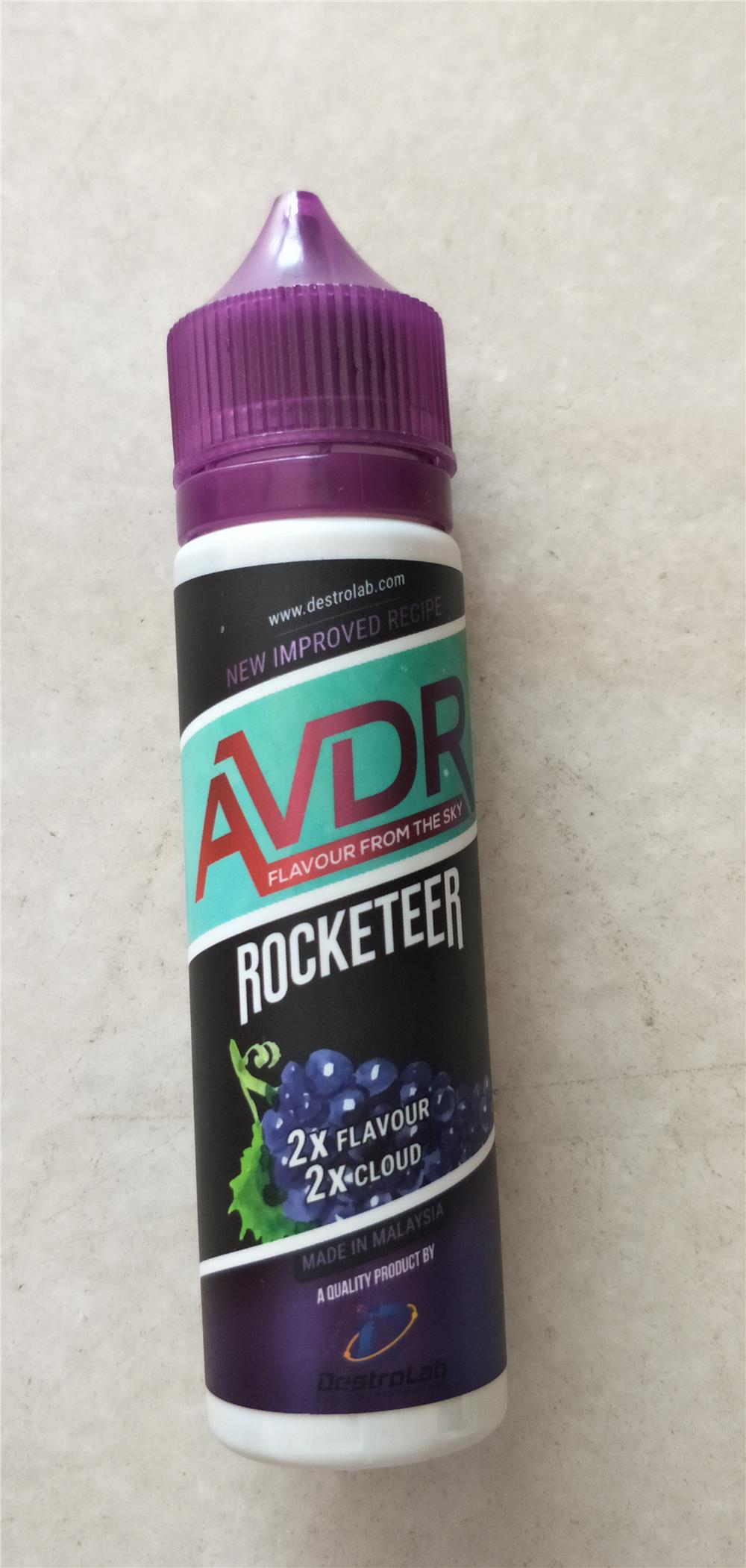 Electronic Cigarette Oil ( fruit flavour ) NEW !ROCKETEER!!