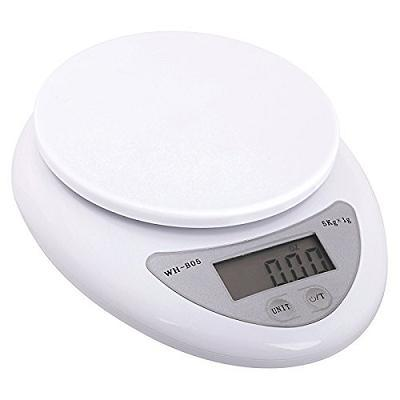 Electronic Digital Kitchen Scale 5kg