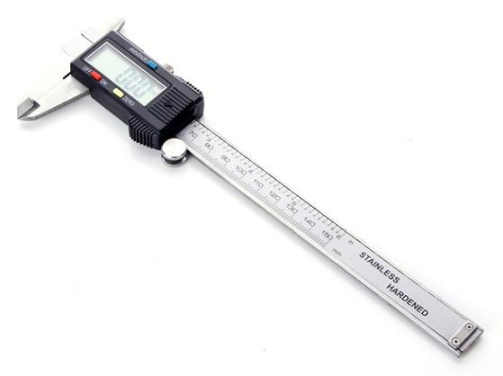 Electronic Digital Vernier Caliper [0 ~ 150mm]