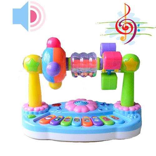 Electronic Keyboard Musical Toy Educational Piano Animal Sound Toy for