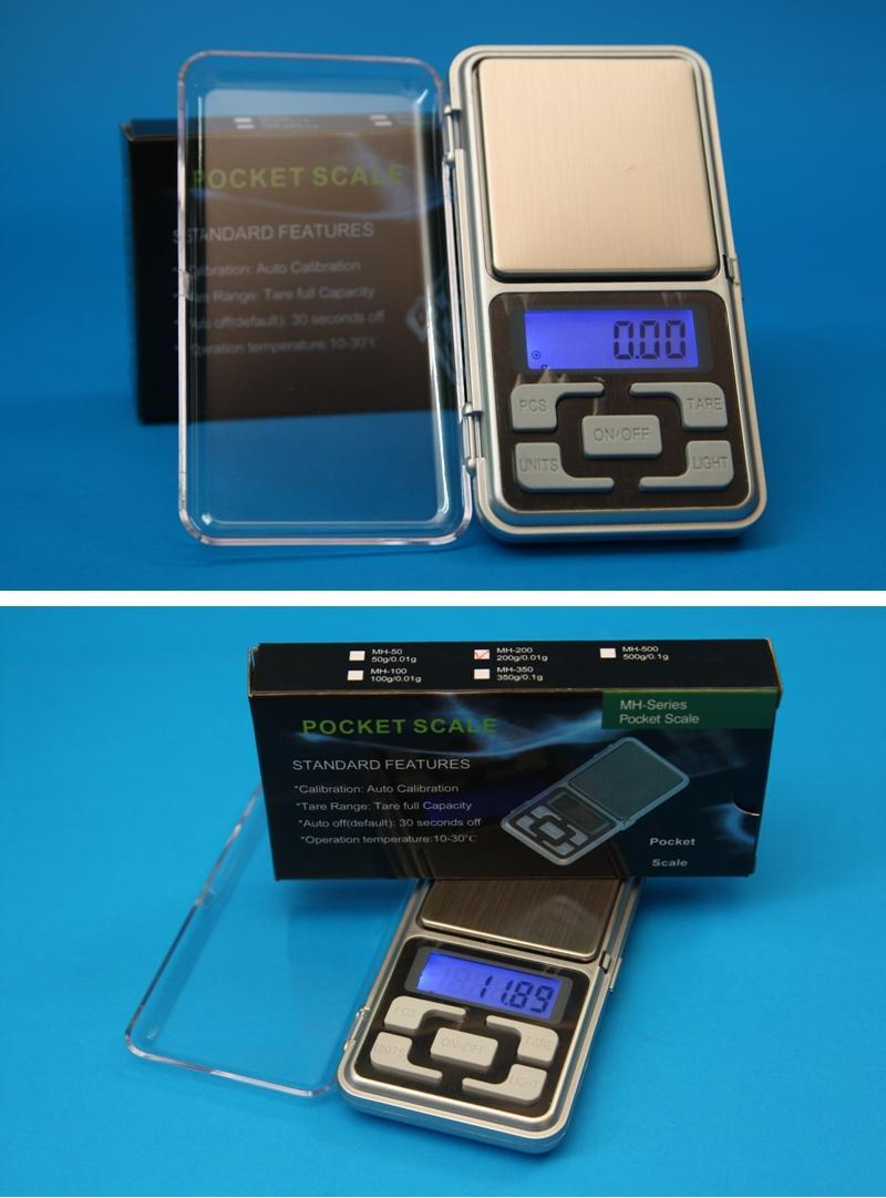 Electronic Pocket Scale Timbang