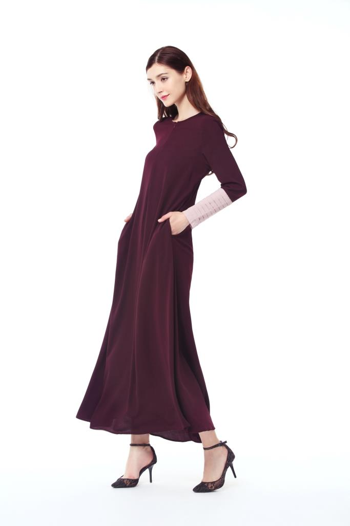 Elegant Two Tone Sleeve Fashion Juba End 5 23 2018 3 45 Pm