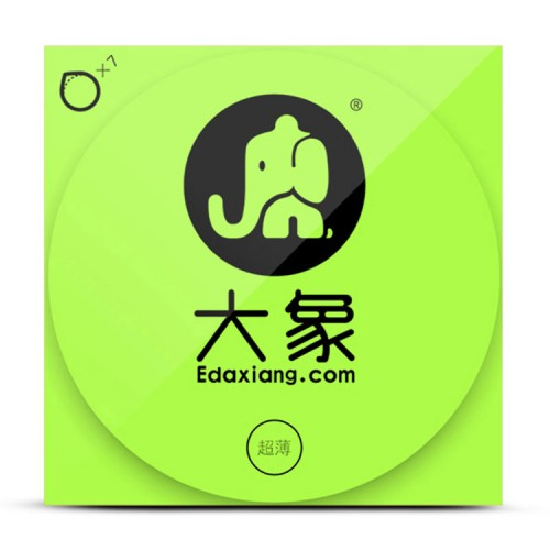 ELEPHANT FLOWER AROMA IMPORTED ULTRA THIN 003 CONDOMS 7 PCS