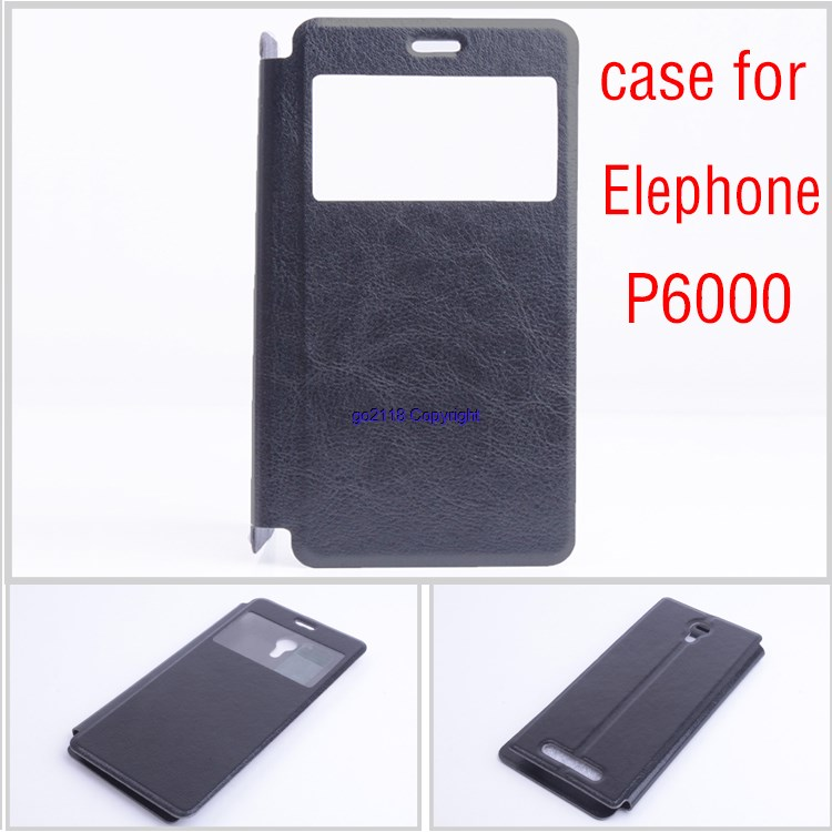 Elephone P6000 flip case casing cover