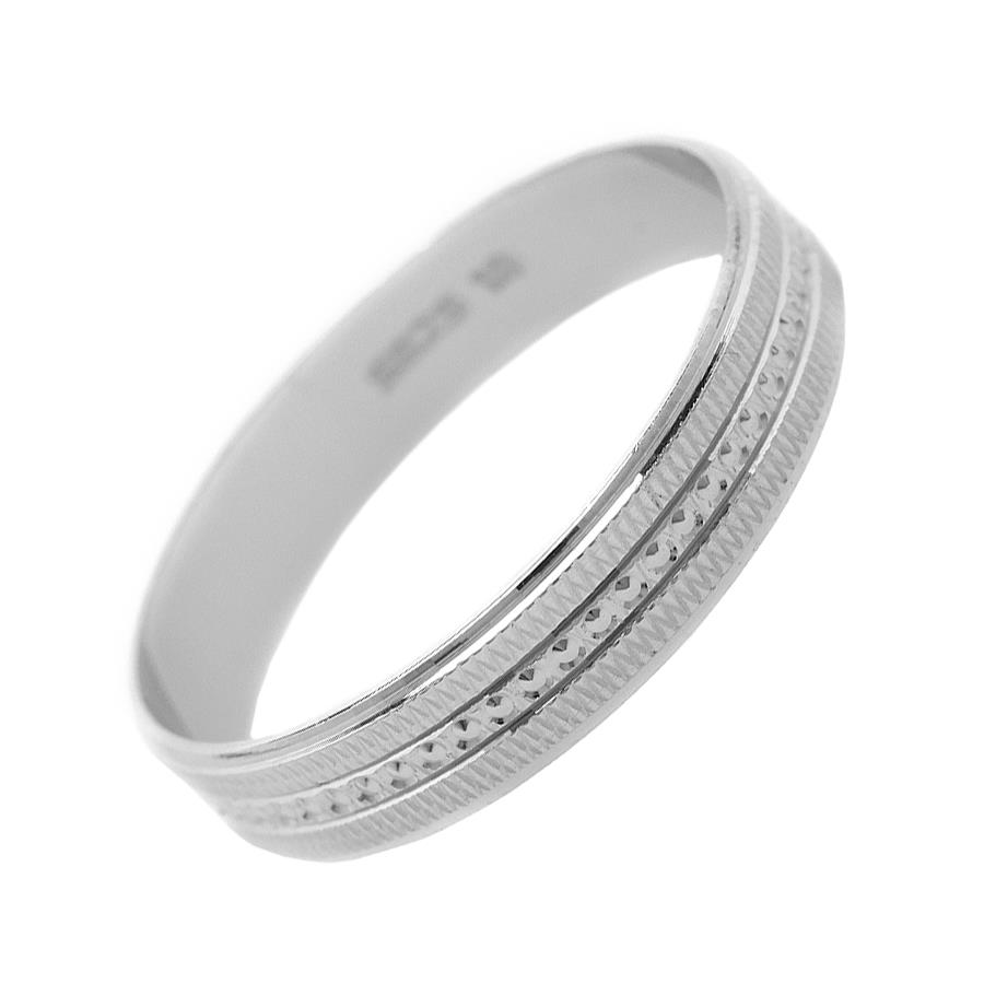 Elfi 925 Genuine Silver Couple Ring C60