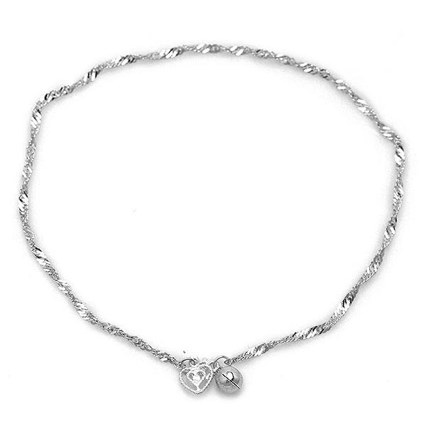 Elfi 925 Genuine Solid Silver Water Wave Bracelet SB-6M