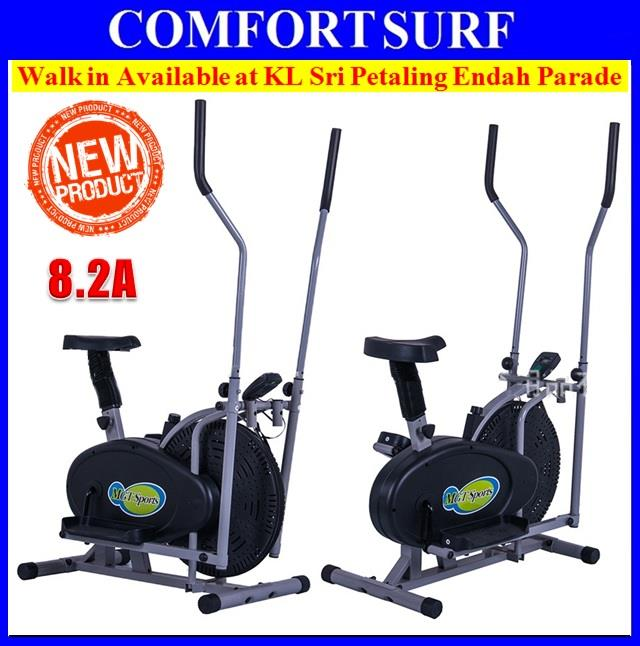 Elliptical Cross Trainer Cardio & Fi (end 9/17/2020 3:50 PM
