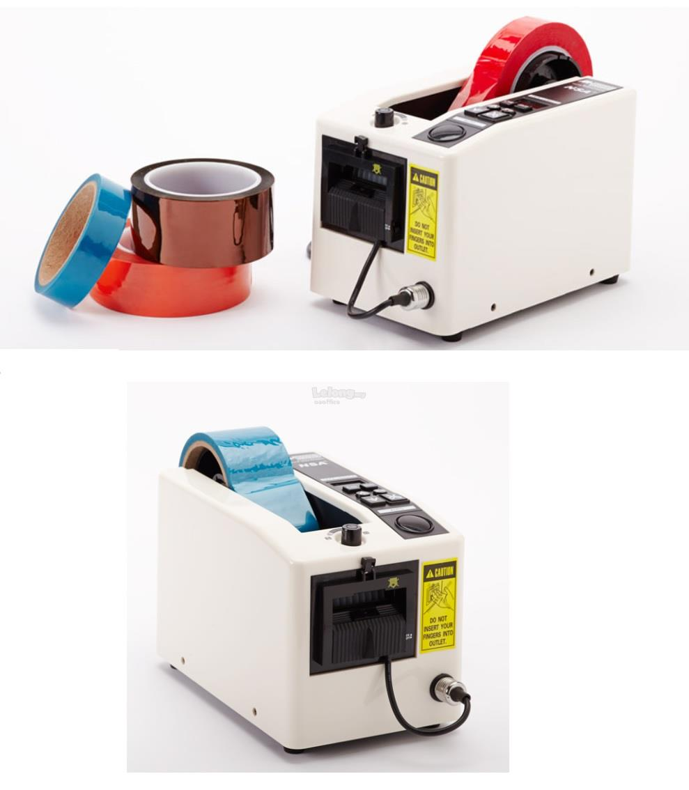 ELM M1000 Electronic Tape Dispenser Automatic Cutter
