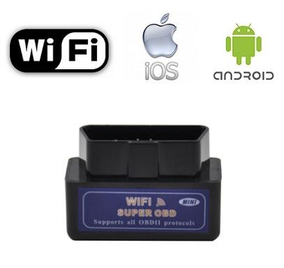 ELM327 WiFi OBD2 Car Auto Diagnostics Scanner Apple iPhone iOS
