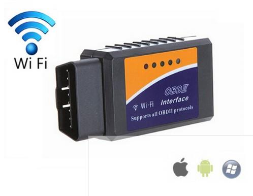ELM327 Wifi Scanner Auto OBD2 Diagnostic Tool