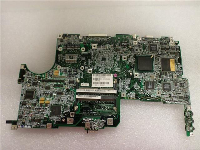 Elonex ACL00-14.1 Laptop Motherboard ACL00-02 ATL02LA1121 System Board