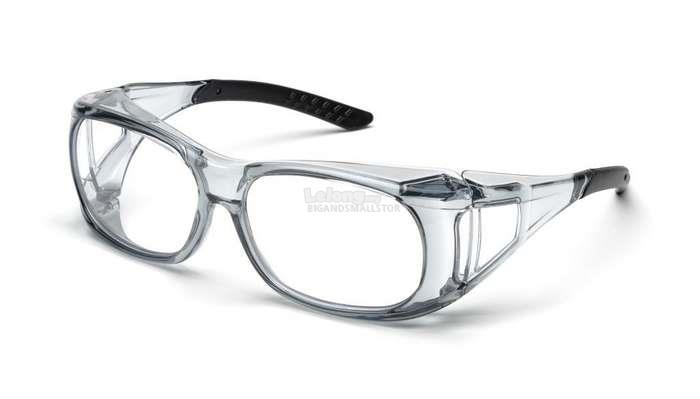Elvex Safety Over Glass Clear Lens OVR-Spec SG-37C Covid-19 ZZ