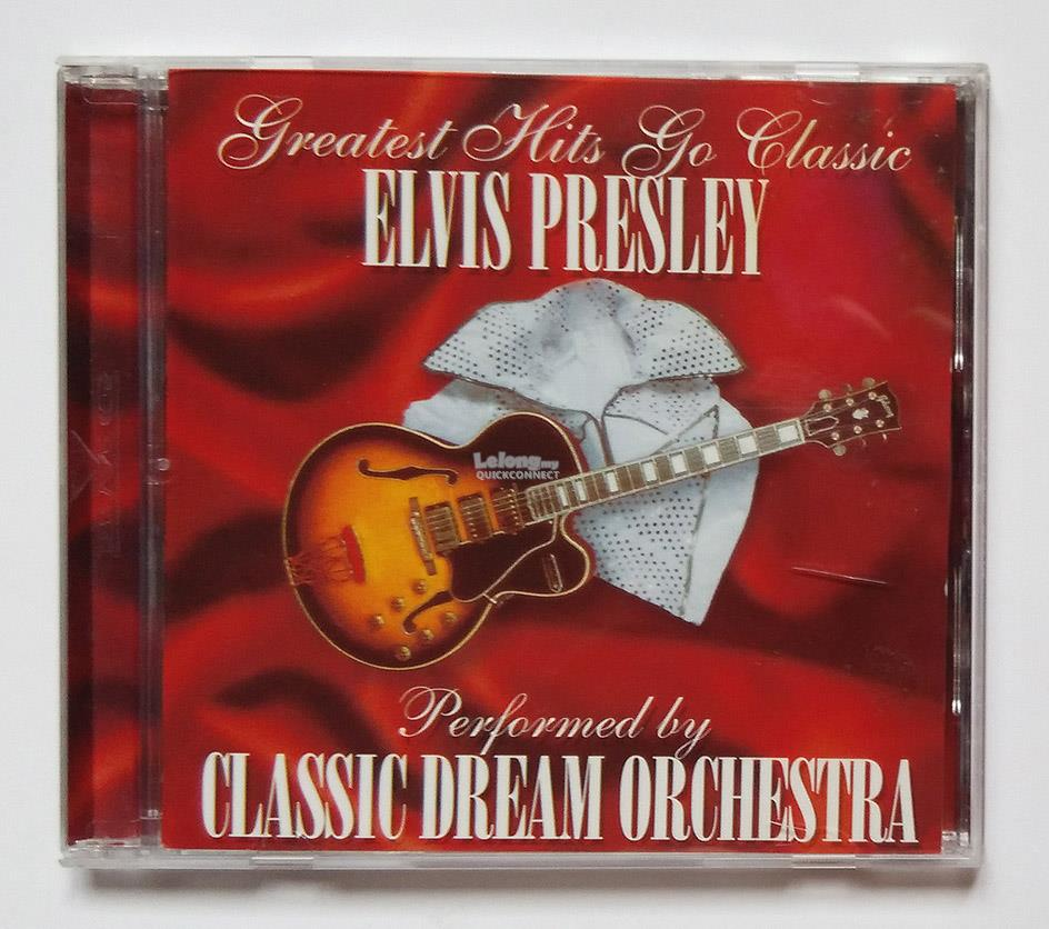 Elvis Presley [Greatest Hits Go Classic by Classic Dream Orchestra]