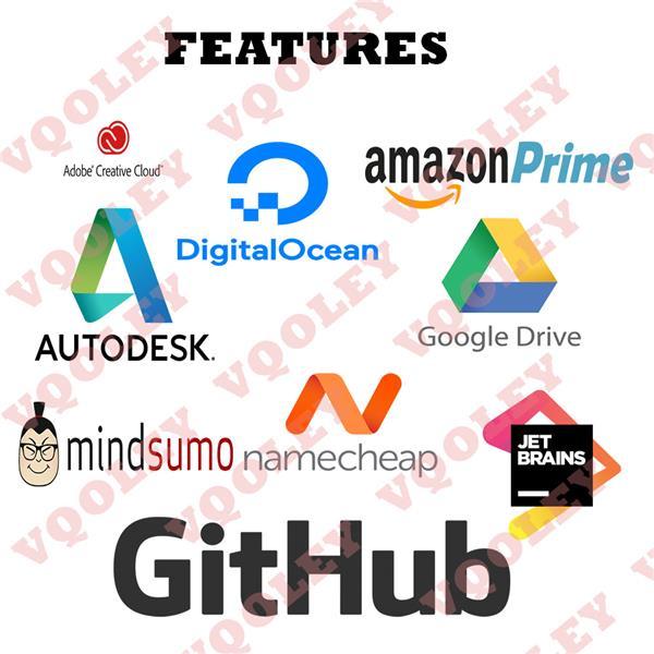 Edu Email + Free google drive unlimited, amazon, adobe autocad ,more