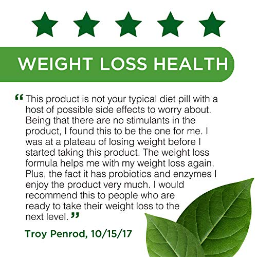 Emerald Laboratories - Weight Loss Health - with Green Coffee Bean Extract, Me