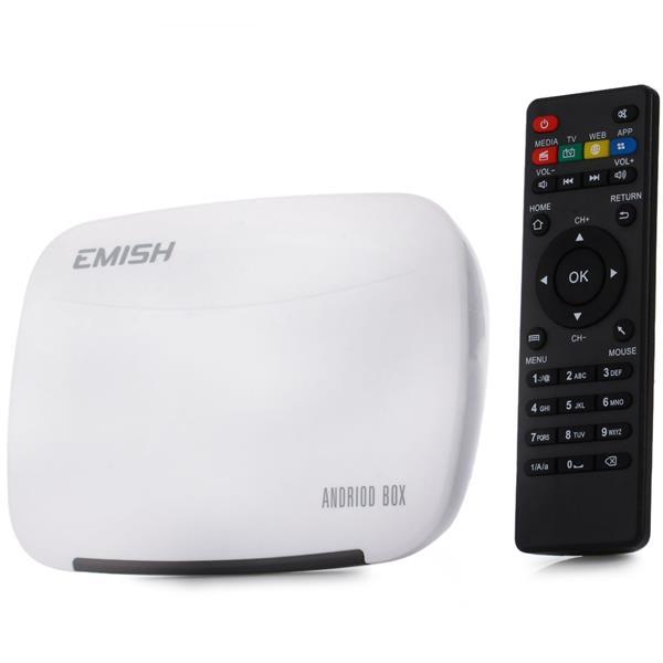 EMISH X700 MINI PC TV BOX ANDROID 4 4 ROCKCHIP 3128 QUAD CORE