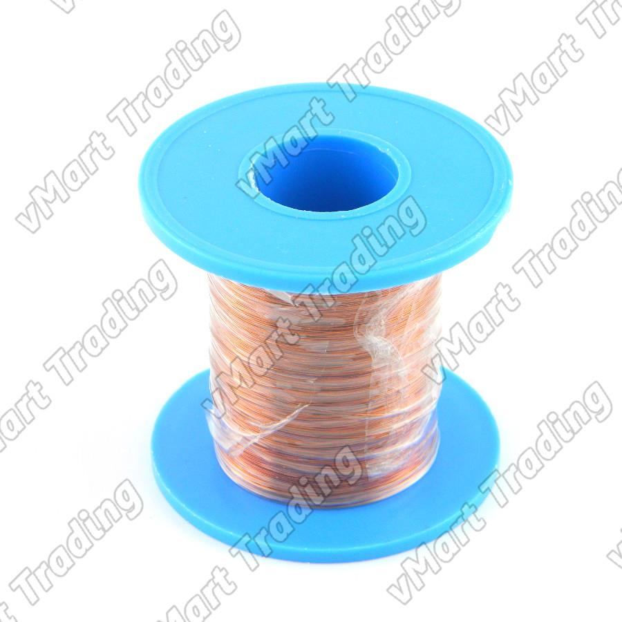 Enamelled Pure Copper Wire 0.13mm 100 (end 4/3/2017 6:57 AM)