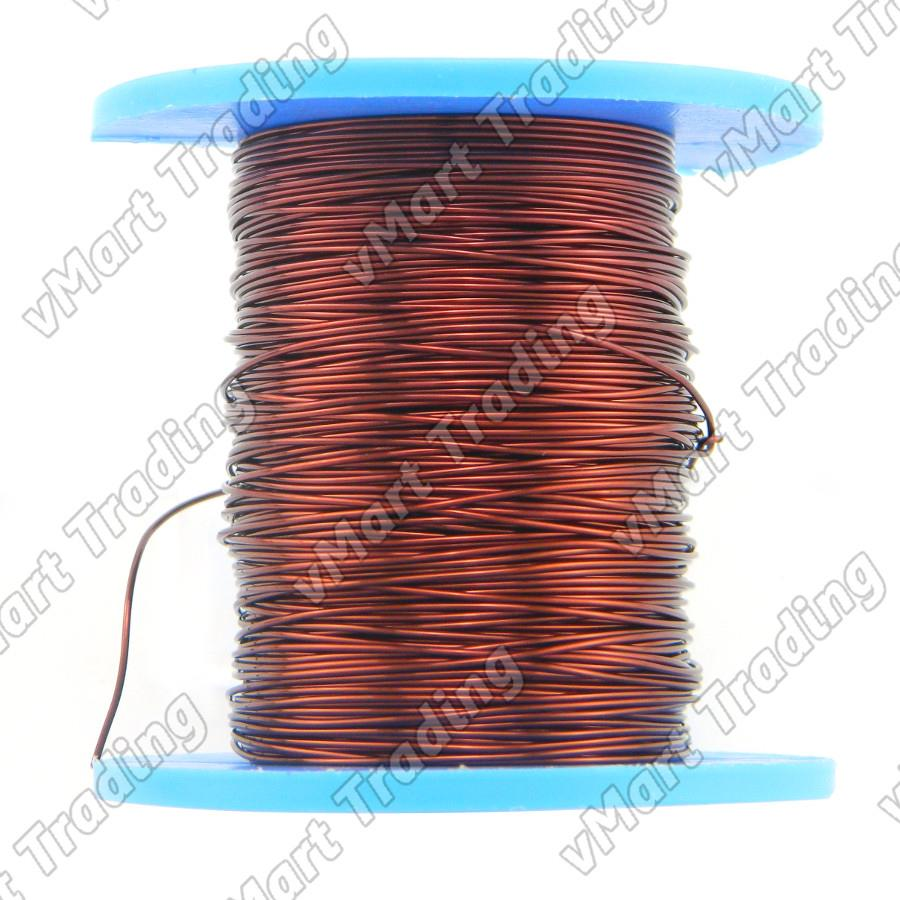 Enamelled Pure Copper Wire 0.47mm 100g