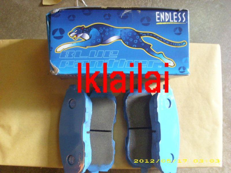 ENDLESS Replacement Brake Pad [Front] Nissan Fairlady 350Z