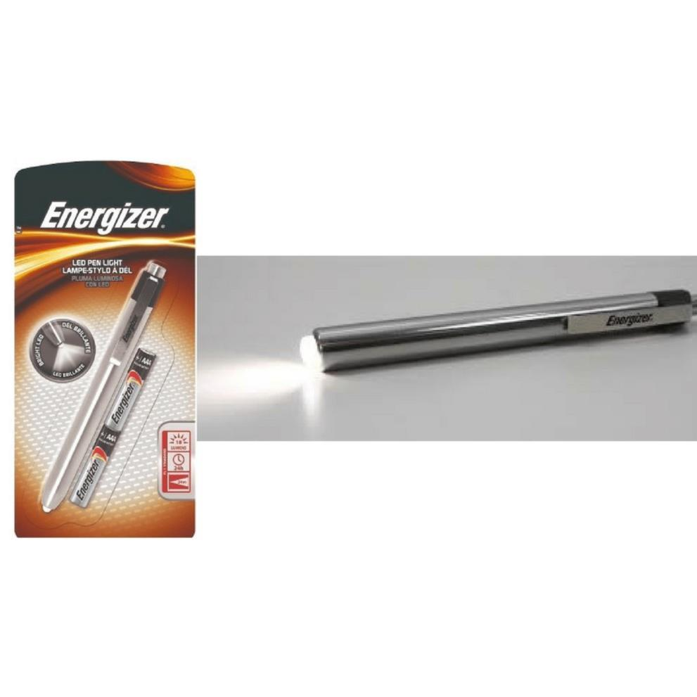 ENERGIZER LED METAL PEN LIGHT / TORCH LIGHT (PLM22)