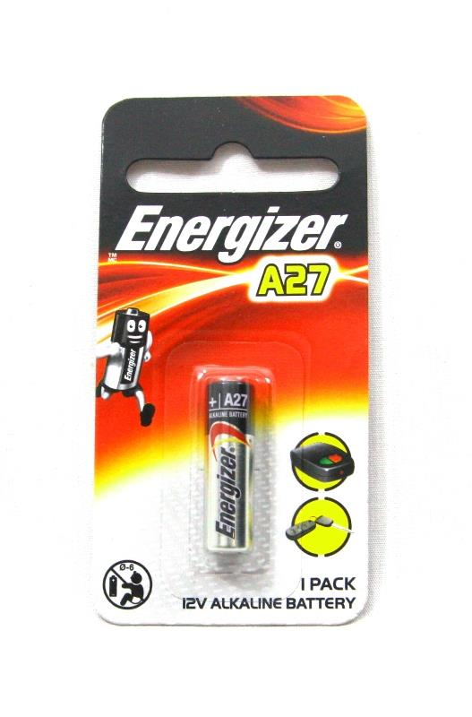 Energizer Miniature Alkaline Battery A27