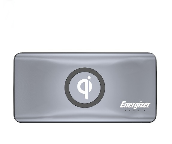 Energizer QE10005CQ (10000MAH) Qi Wireless Charging  & USB-C Power Bank