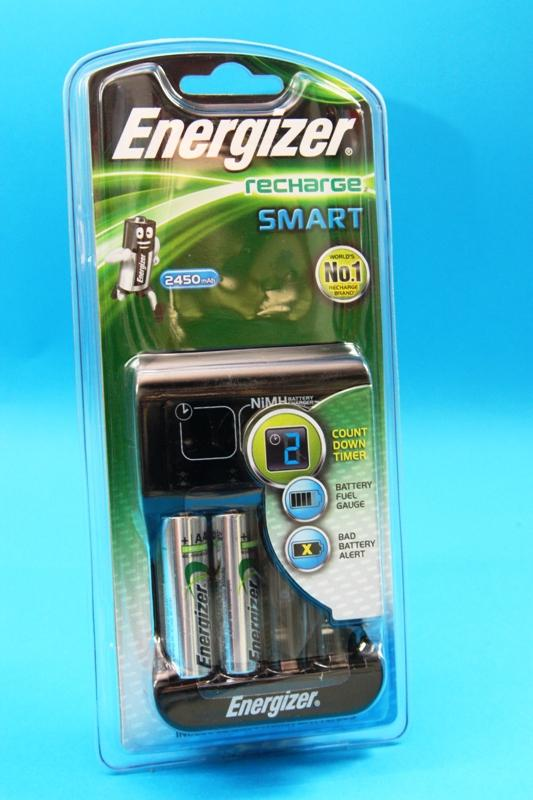 Energizer Recharge Smart 2450mAh 2pcs