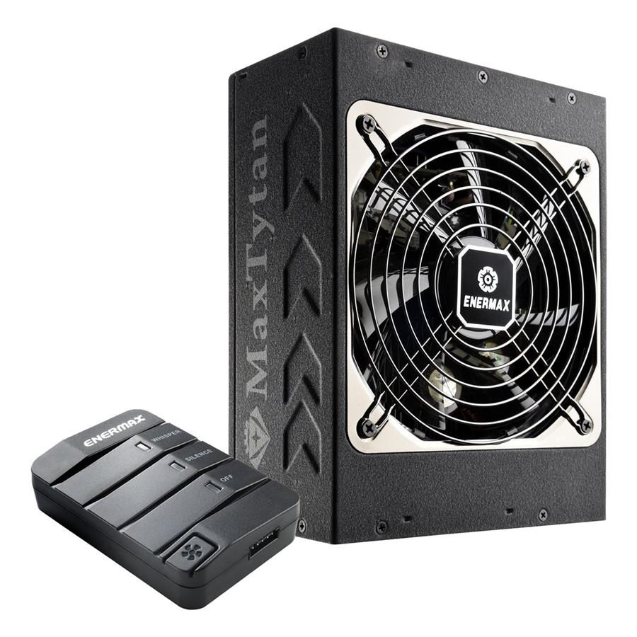 # ENERMAX MaxTytan 1250W 80+ Platinum Fully Modular Power Supply #