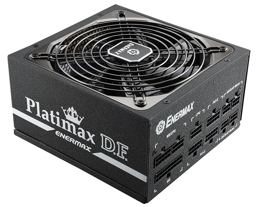 # ENERMAX Platimax D.F. 80+ Platinum Power Supply # 1050W / 1200W
