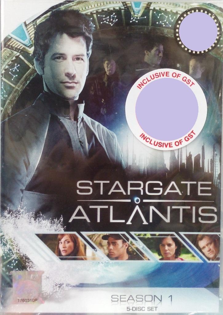 stargate atlantas season 4