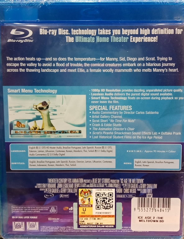 ice age scrat no time for nuts full movie