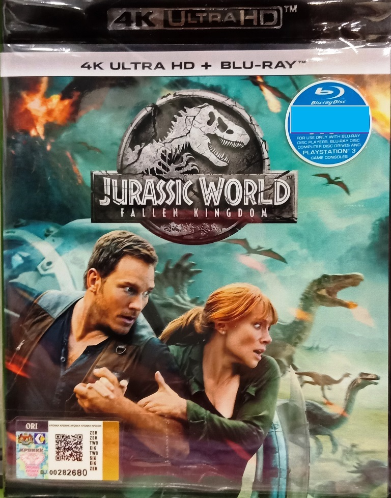 English Movie Jurassic World Fallen End 4272021 1200 Am