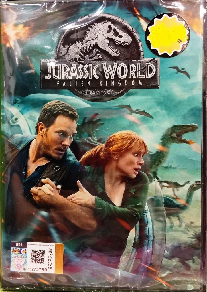 English Movie Jurassic World Fallen End 4292021 1200 Am