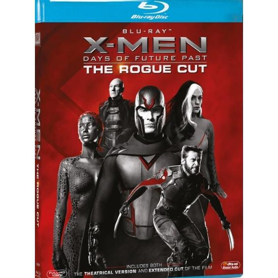 English Movie X-Men-Days of the Future Past Blu-ray (The Rogue Cut Edi..