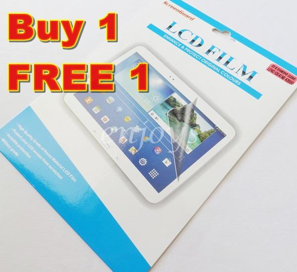 Enjoys: 2x DIAMOND Clear LCD Screen Protector for Lenovo IdeaTab A3000