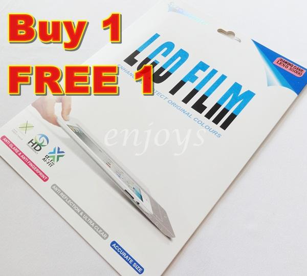 Enjoys: 2x DIAMOND Clear LCD Screen Protector for Lenovo S5000