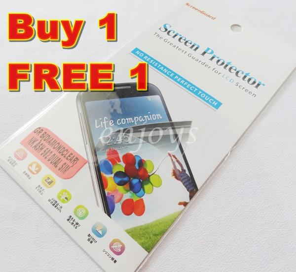 Enjoys: 2x DIAMOND Clear LCD Screen Protector Nokia Asha 502 Dual Sim