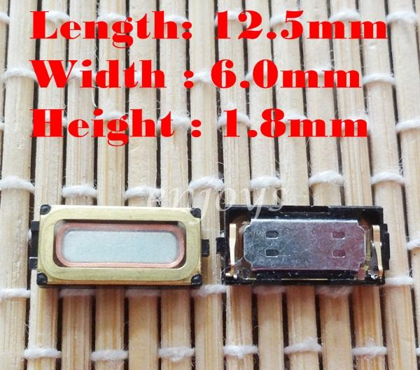 Enjoys: 2x Earpiece Speaker Nokia 500 Lumia 610 700 720 820 920