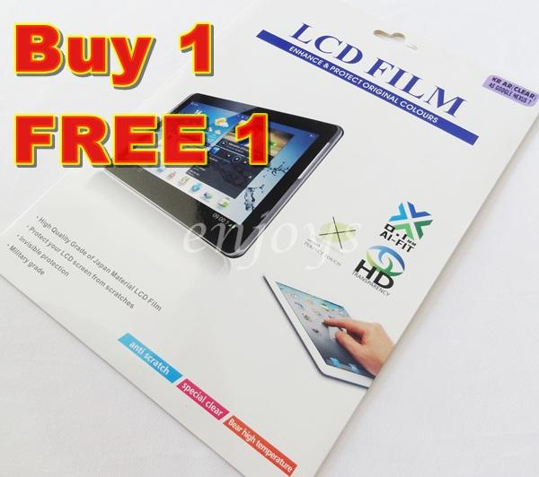 Enjoys: 2x Ultra Clear LCD Screen Protector Asus Google Nexus 7 ~2012