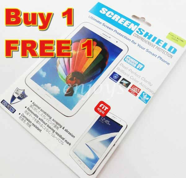 Enjoys: 2x Ultra Clear LCD Screen Protector for Lenovo A8-50 A5500