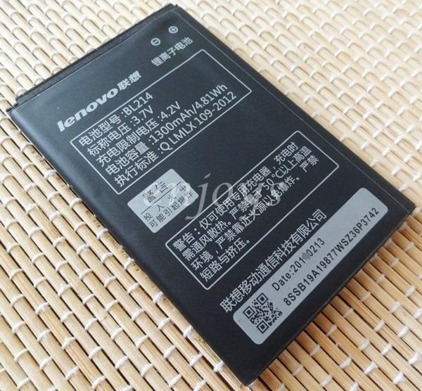 Enjoys: AA OEM Battery BL214 for Lenovo A269 A208T A218T A300T A305E