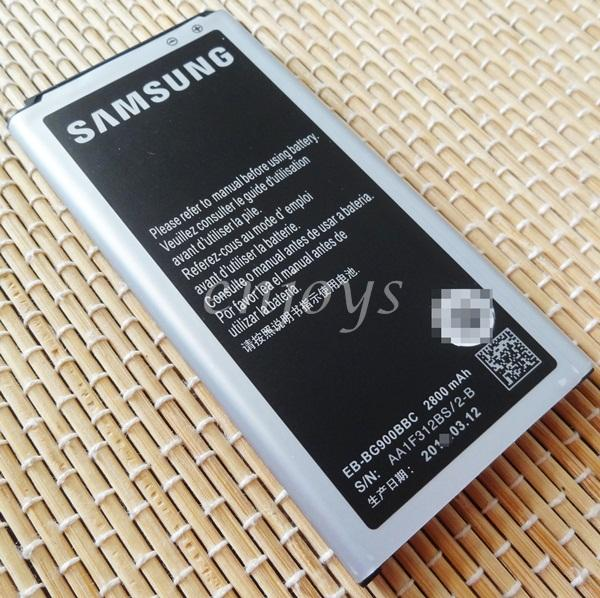 Enjoys: AP OEM Battery EB-BG900BBE Samsung Galaxy S5 / G900F ~2800mAh